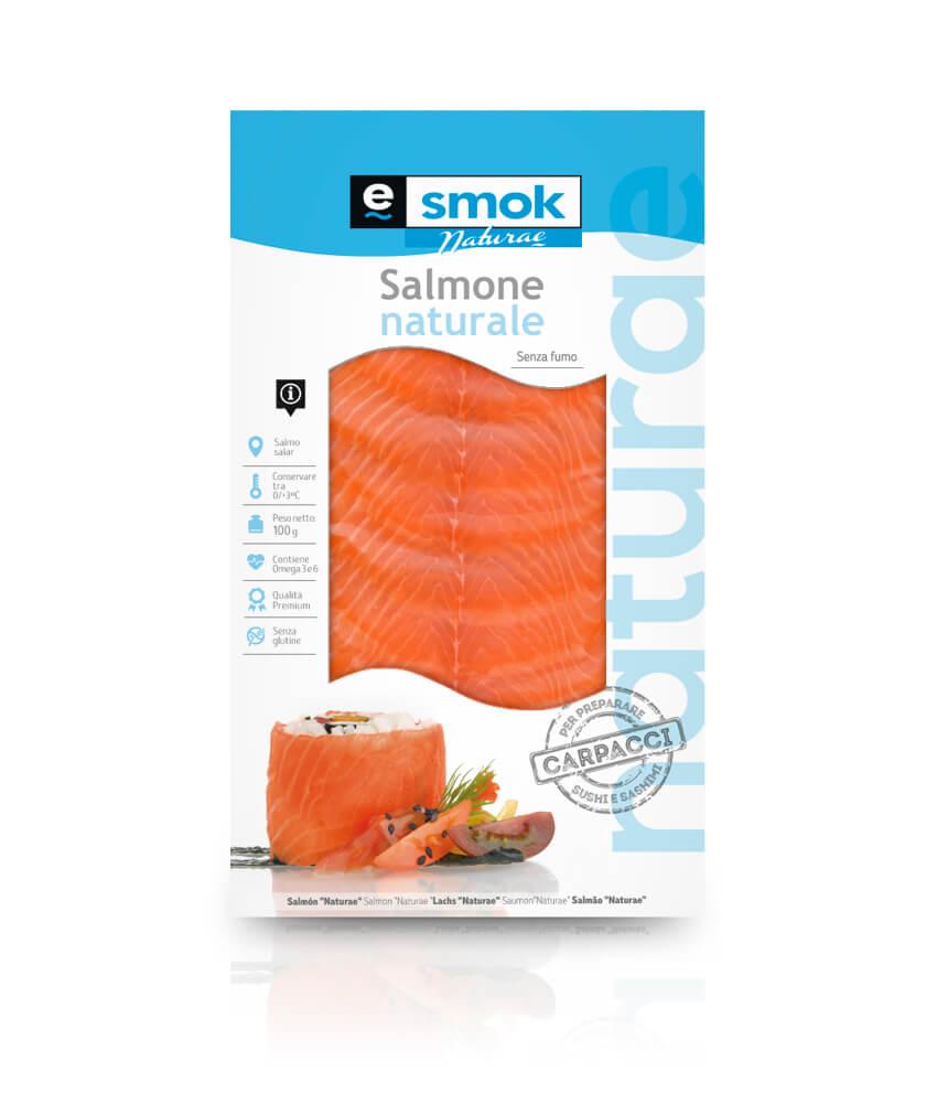Salmone naturae 100 g