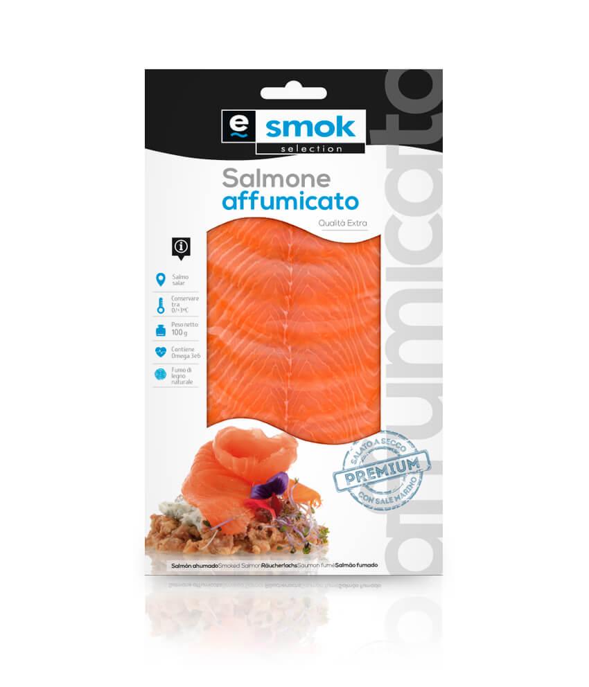 Salmone affumicato 100 g