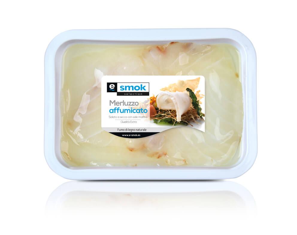 Merluzzo affumicato - terrina 400 g