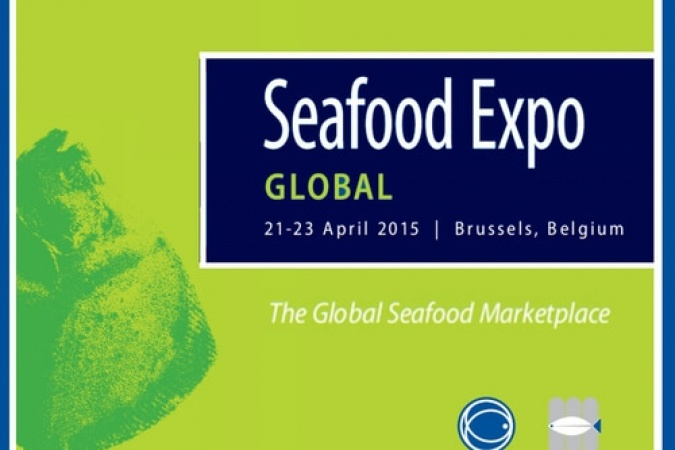 E-smok en Seafood Expo Global (Bruselas)