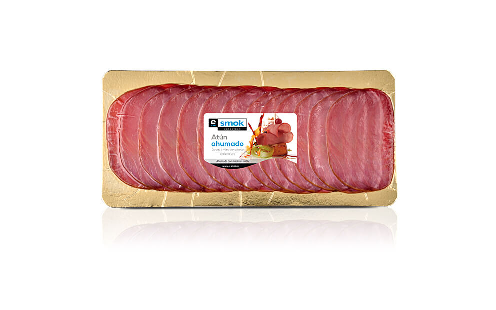 Smoked tuna - vacuum bag 300 gr