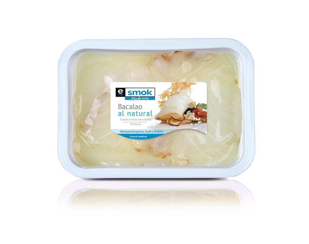 Cod naturae in oil 400 g